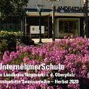UnternehmerSchule 2020 - Seminar 1